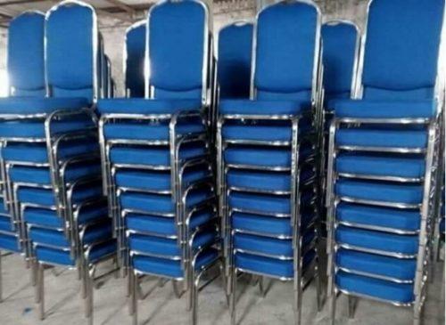 Bàn ghế inox nhà hàng