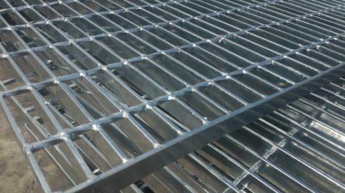 Gia công tấm sàn grating theo yêu cầu khách hàng giá cạnh tranh