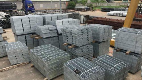 Lưới chắn rác mạ kẽm nhúng nóng chất lượng đảm bảo
